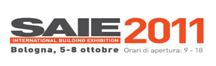 SAIE 2011 – Fiera di Bologna – 5/8 ottobre 2011