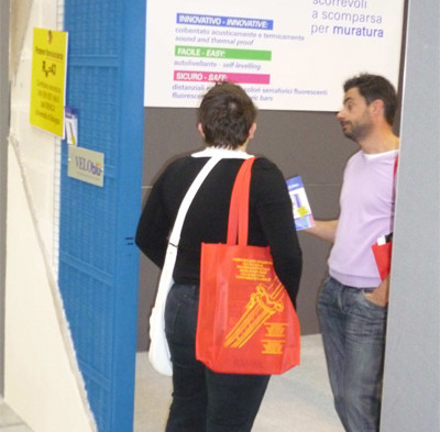 Expo Edilizia – Fiera di Roma – 11/14 Novembre 2010