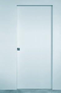 Porte filo muro scomparsa